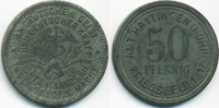 50 Pfennig 1917 Westfalen Hattingen, Amt - Zink 1917 (Funck 197.2b) fas... 5,00 EUR  +  1,80 EUR shipping