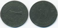 10 Pfennig 1918 Bayern Hauzenberg - Zink 1918 (Funck 198.1b) Rand glatt... 13,00 EUR  +  1,80 EUR shipping