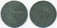 10 Pfennig 1918 Bayern Hauzenberg - Zink 1918 (Funck 198.2) Riffelrand ... 13,00 EUR  +  1,80 EUR shipping