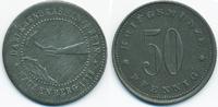 50 Pfennig 1918 Bayern Hauzenberg - Zink 1918 (Funck 198.4) Riffelrand ... 69,00 EUR  +  4,80 EUR shipping