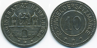 10 Pfennig ohne Jahr Brandenburg Havelberg - Eisen ohne Jahr (Funck 199... 10,00 EUR  +  1,80 EUR shipping