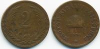 2 Filler 1894 KB Ungarn - Hungary Franz Josef I. 1848-1916 schön/sehr s... 0,60 EUR  +  1,80 EUR shipping
