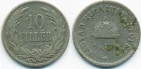 10 Filler 1894 KB Ungarn - Hungary Franz Josef I. 1848-1916 schön/sehr ... 0,50 EUR  +  1,80 EUR shipping
