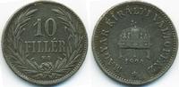 10 Filler 1894 KB Ungarn - Hungary Franz Josef I. 1848-1916 sehr schön ... 0,70 EUR  +  1,80 EUR shipping