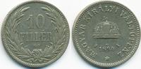 10 Filler 1894 KB Ungarn - Hungary Franz Josef I. 1848-1916 sehr schön  0,80 EUR  +  1,80 EUR shipping