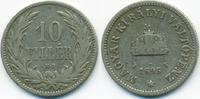 10 Filler 1895 KB Ungarn - Hungary Franz Josef I. 1848-1916 fast sehr s... 0,50 EUR  +  1,80 EUR shipping