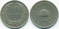 10 Filler 1908 KB Ungarn - Hungary Franz Josef I. 1848-1916 gutes sehr ... 0,70 EUR  +  1,80 EUR shipping