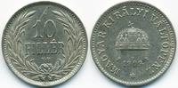 10 Filler 1909 KB Ungarn - Hungary Franz Josef I. 1848-1916 gutes sehr ... 0,70 EUR  +  1,80 EUR shipping