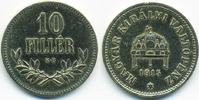 10 Filler 1915 KB Ungarn - Hungary Franz Josef I. 1848-1916 sehr schön ... 0,50 EUR  +  1,80 EUR shipping