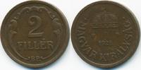2 Filler 1926 BP Ungarn - Hungary Regierung Horthy 1920-1944 sehr schön  0,50 EUR  +  1,80 EUR shipping