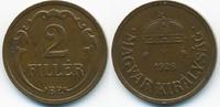 2 Filler 1926 BP Ungarn - Hungary Regierung Horthy 1920-1944 sehr schön... 0,70 EUR  +  1,80 EUR shipping
