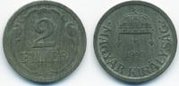 2 Filler 1943 BP Ungarn - Hungary Regierung Horthy 1920-1944 sehr schön... 0,70 EUR  +  1,80 EUR shipping