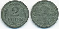 2 Filler 1943 BP Ungarn - Hungary Regierung Horthy 1920-1944 vorzüglich... 0,80 EUR  +  1,80 EUR shipping