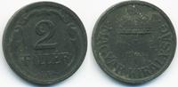 2 Filler 1944 BP Ungarn - Hungary Regierung Horthy 1920-1944 sehr schön... 0,70 EUR  +  1,80 EUR shipping