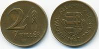 2 Filler 1947 BP Ungarn - Hungary Erste Republik 1946-1949 sehr schön/v... 1,50 EUR  +  1,80 EUR shipping