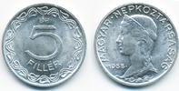 5 Filler 1965 BP Ungarn - Hungary Volksrepublik 1949-1989 prägefrisch  0,60 EUR  +  1,80 EUR shipping