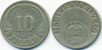 10 Filler 1927 BP Ungarn - Hungary Regierung Horthy 1920-1944 sehr schön  1,50 EUR  +  1,80 EUR shipping