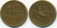10 Filler 1946 BP Ungarn - Hungary Erste Republik 1946-1949 sehr schön  0,50 EUR  +  1,80 EUR shipping