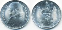 100 Lire 1968 Vatikan - Vatican Paul VI. prägefrisch/stempelglanz  3,00 EUR  +  1,80 EUR shipping