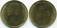 20 Lire 1980 Vatikan - Vatican Johannes Paul II. prägefrisch  2,50 EUR  +  1,80 EUR shipping