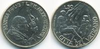 50 Lire 1998 Vatikan - Vatican Johannes Paul II. vorzüglich/prägefrisch  4,00 EUR  +  1,80 EUR shipping