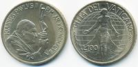 100 Lire 1998 Vatikan - Vatican Johannes Paul II. prägefrisch  4,00 EUR  +  1,80 EUR shipping