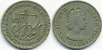 100 Mils 1955 Zypern - Cyprus Republik 1960-2001 sehr schön - winziger ... 1,50 EUR  +  1,80 EUR shipping