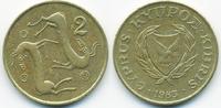2 Cents 1983 Zypern - Cyprus Republik 1960-2001 vorzüglich - minimal fl... 0,40 EUR  +  1,80 EUR shipping