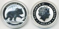 1 Dollar 2016 Australien - Australia Koala 2016 – Silber 1 Oz. stgl/BU  25,50 EUR  +  4,80 EUR shipping