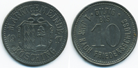 10 Pfennig 1917 Bayern Kösching - Zink 191...