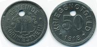 50 Pfennig 1918 Württemberg Kornwestheim -...