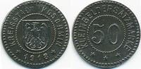 50 Pfennig 1918 Posen Koschmin - Eisen 191...