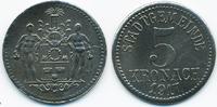 5 Pfennig 1917 Bayern Kronach - Eisen 1917...