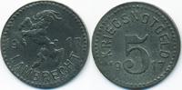 5 Pfennig 1917 Pfalz Lambrecht - Zink 1917...