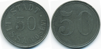 50 Pfennig ohne Jahr Posen Lissa - Zink oh...