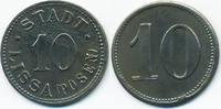 10 Pfennig ohne Jahr Posen Lissa - Eisen o...