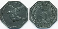 5 Pfennig 1917 Baden Lörrach - Zink 1917 (...