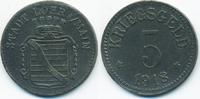 5 Pfennig 1918 Bayern Lohr - Zink 1918 (Fu...