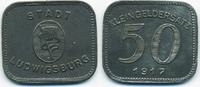 50 Pfennig 1917 Württemberg Ludwigsburg - ...