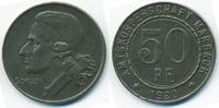50 Pfennig 1920 Württemberg Marbach - Eise...