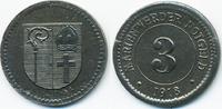 3 Pfennig 1918 Westpreussen Marienwerder -...