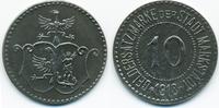 10 Pfennig 1918 Posen Markstädt - Eisen 19...