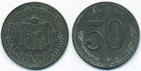 50 Pfennig 1917 Bayern Marktleuthen - Zink...