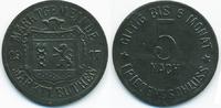 5 Pfennig 1917 Bayern Marktleuthen - Zink ...