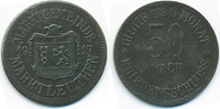50 Pfennig 1917 Bayern Marktleuthen - Eise...