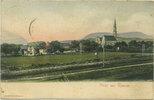 Ansichtskarte 1907 Bayern – Übersee Überse...