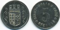 5 Pfennig 1920 Hannover Ohligs - Eisen 192...