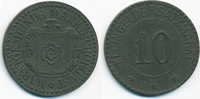 10 Pfennig 1917 Bayern Marktschorgast - Zi...
