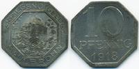 10 Pfennig 1918 Württemberg Maulbronn - Ei...