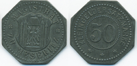 50 Pfennig ohne Jahr Posen Meseritz - Zink...